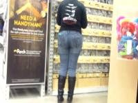 PAWG Bending At Home Depot....