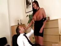 The secretary gets some relief