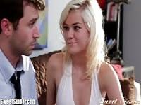 Chloe Foster wants to fuck James Deen