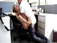 Getting horny at the office