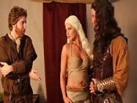 Parodie XXX Game of Thrones
