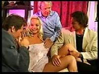Silvia Saint double anal in spanish