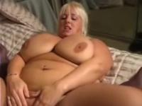 2 corpulent big beautiful woman honeys with toys fuck their love tunnels