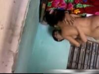 young lad fucking his older bhabhi recorded by-friend