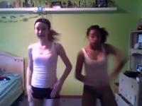 Look At Me Now - Shayna & Hannah dancing