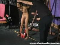 Sahara Knite exposed whipping in indian s&m of noted GOT hottie
