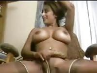 Perfect Indian MILF solo