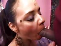 Beautiful Indian girlfriend fucks her boyfriend