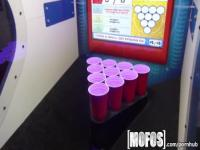 Mofos - Titty flashing makes beer pong more fun