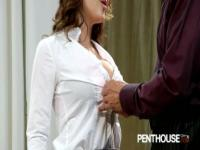 Penthouse - Kiera King loves to screw