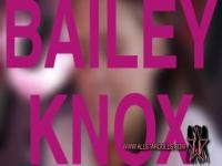 Bailey Knox POV Toy and Finger Masturbation