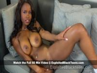 Jezabel Vessir Squirts & Cums Hard In Her Very 1st All Anal Video