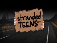 Strandedteens - Hitchhiking teen needs a ride