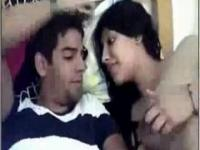 Super Hot Desi Enjoying With Her Boy Friend