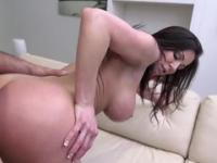 Kendra Lust with hot round butt in hard fuck porno action