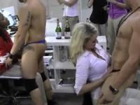 Excellent aged female party porn vid
