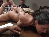 Princess Donna Dolore and Charley Chase in breathtaking bdsm party porno movie