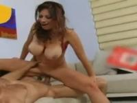 Lucky Benton in xxx action