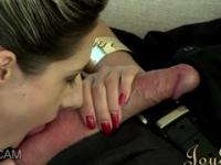 European milf Daria Glower in dick sucking sex movie