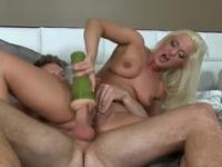 Milf Whitney Grace taking part in hard fuck sex video