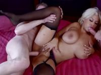 Bridgette B in startling buttfucking sex video