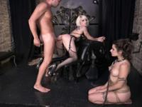 Bound and punished