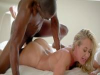 Blacked Mum brandi loves first bbc
