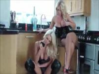 Dominatrix housewives with big tits
