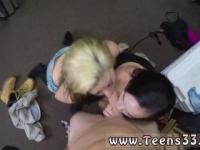Innocent megan blowjob Lesbians Pawn Their Asses!