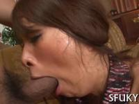big cock fills tight asian cunt making her squirt