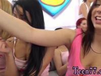 Tight teen creampie compilation 40 gals came over to soiree and celebrate