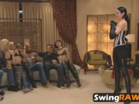 Playboy TV Swing temporada episodio David y Christina