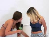 Amateur Beauties Strip And Twerk At Money Talks Stunt