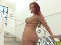 Bella getting fucked nice and hard