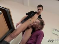 Jamaican school boy gay sex hub Riding Hard Cock In The Office