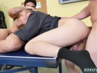 Gay college chubby blowjob CPR fuck-stick deep throating and bare ping