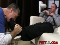 Young boy big feet gay Scott Has A New Foot Slave