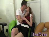 Teen fucks girlfriend with strapon and vintage hardcore porn Redhead