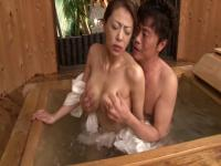 Sanae Asoh in Beautiful Proprietress of Hot Springs part 1.3