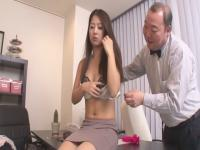 Fabulous Japanese model Satomi Suzuki in Incredible JAV uncensored Big Tits video