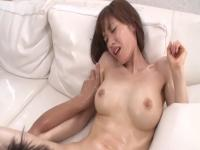 Exotic Japanese girl Yuna Hayashi in Horny fingering, couple JAV movie