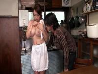 Exotic Japanese model Reiko Nakamori in Hottest big tits, wife JAV clip