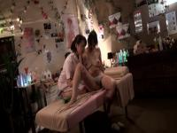 Yuria Sonoda in Lesbian Erotic Beauty Salon 21 part 1