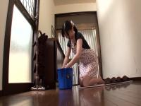 Hottest Japanese girl Hitomi Honjou, Jun Mamiya in Amazing kitchen, softcore JAV clip