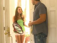 Naughty America - Tennis teen gets seduced