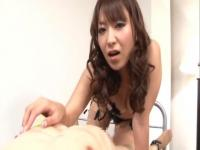 FUCK Glans Torture And Strap-on Dildo Sister Geki 10 Paradise Man M!!.