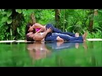 Romantic Bollywood love making