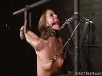 Chained and restrained