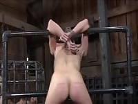 Merciless nude BDSM erotica