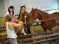 Anal cowgirl fuck